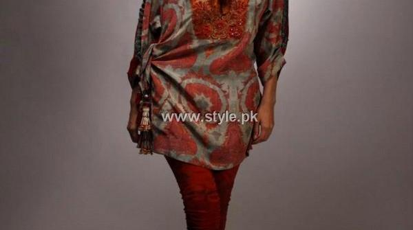 Shamaeel Ansari New Winter Dresses 2013 for Women