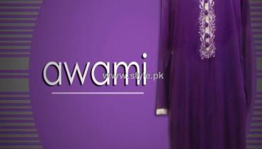 Awami Casual Wear Collection 2013 for Women by Amir Adnan