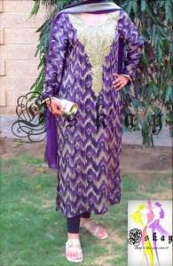 Eskay Semi-Formal Wear Collection 2013 For Women 002
