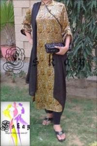 Eskay Semi-Formal Wear Collection 2013 For Women 003