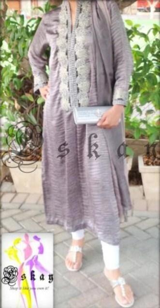 Eskay Semi-Formal Wear Collection 2013 For Women 009