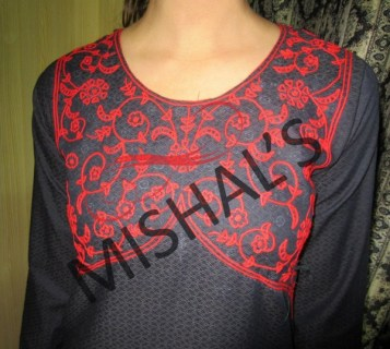 Mishal's Spring Collection 2013 For Women 001