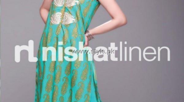 Nishat Linen Pret Collection 2013 for Ladies