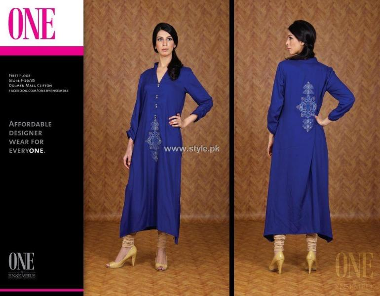One by Ensemble Spring Summer Collection 2013