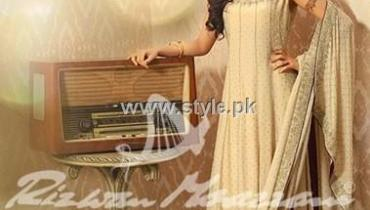 Rizwan Moazzam Bridal Wear Collection 2013 for Girls