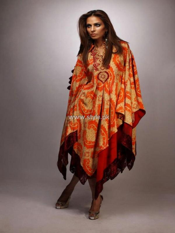 Shamaeel Ansari Latest Casual Dresses 2013 for Women