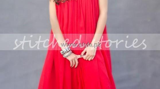 Stitched Stories Valentine's Day Collection 2013 for Girls