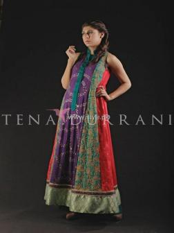 Tena Durrani Party Wear Dresses 2013 for Women 005