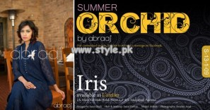 Abraaj Orchid Summer Collection 2013 For Girls 004