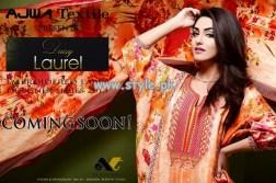 Ajwa Textile Daisy Laurel Collection 2013 004