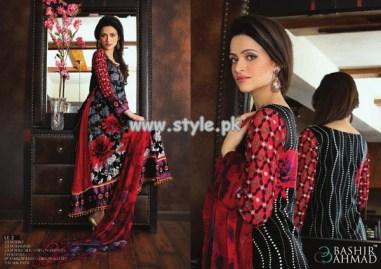 Bashir Ahmad Textiles Summer Collection For Women 2013 011