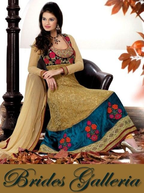 Brides Galleria Party Wear Collection 2013 For Women 009