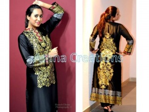 Desi Tunics - Eastern Wear with the Western Touch 001