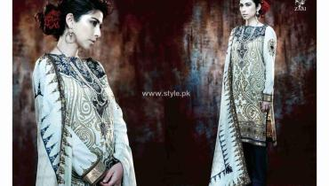 Five Star Textiles JJ Valaya Lawn 2013 for Women