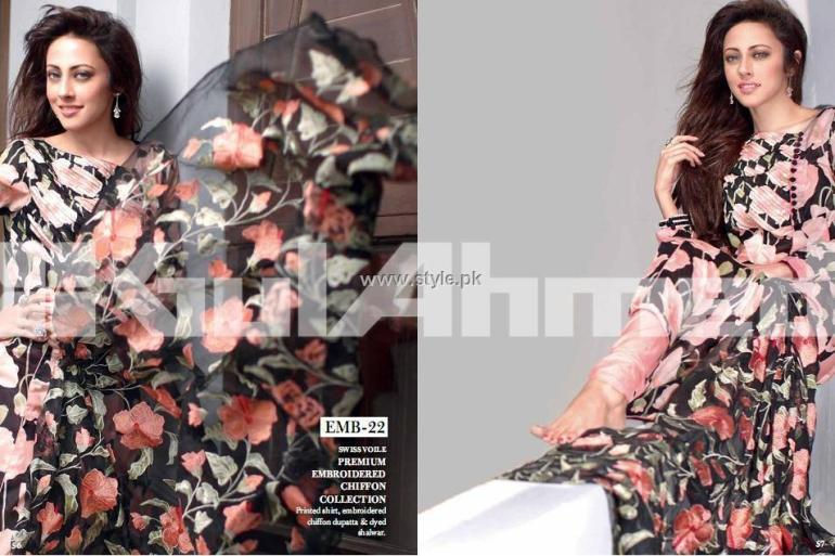 Gul Ahmed 2013 Summer Collection Volume 2 for Women