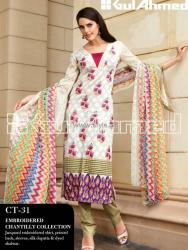 Gul Ahmed Lawn 2013 Collection for Women 009