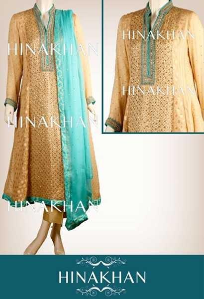 Hina Khan Summer Collection 2013 For Women 003