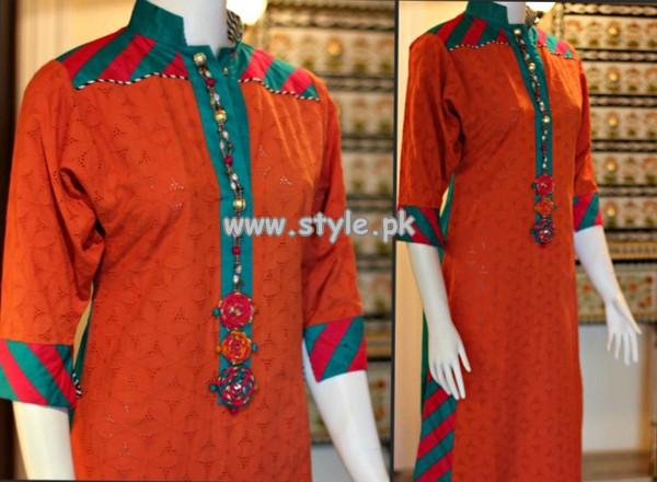Jannat Nazir Summer Collection For Women 2013 005
