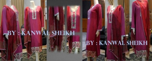 Kanwal Sheikh Spring Collection 2013 For Women 004