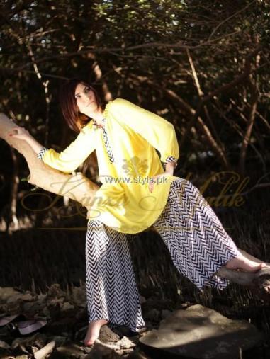 Kanxa Malik Summer Collection 2013 for Girls 005