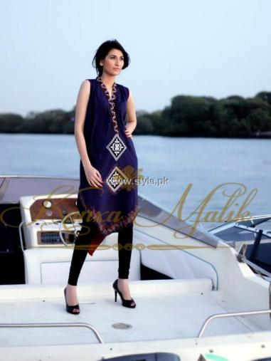 Kanxa Malik Summer Collection 2013 for Girls 006