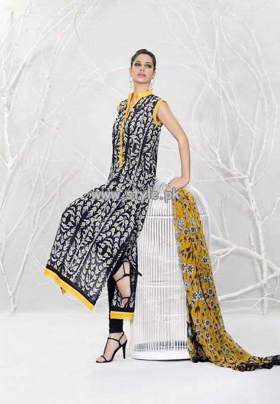 Khaadi Lawn Prints For Summer 2013 012