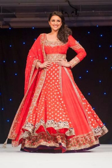 Manish Malhotra Formal Wear Collection 2013 For Women 007