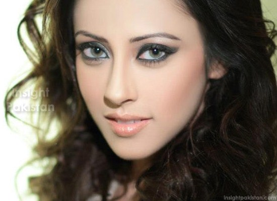 ainy jaffri pakistani model and actress
