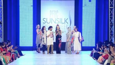 ChenOne Pareesa Lawn 2013 at PFDC Sunsilk Fashion Week