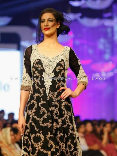 HSY Bridal Collection at Pantene Bridal Couture Week 2013 009
