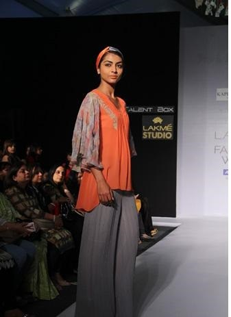 Kapil & Monika's Spring Collection 2013 At Lakme Fashion Week 005