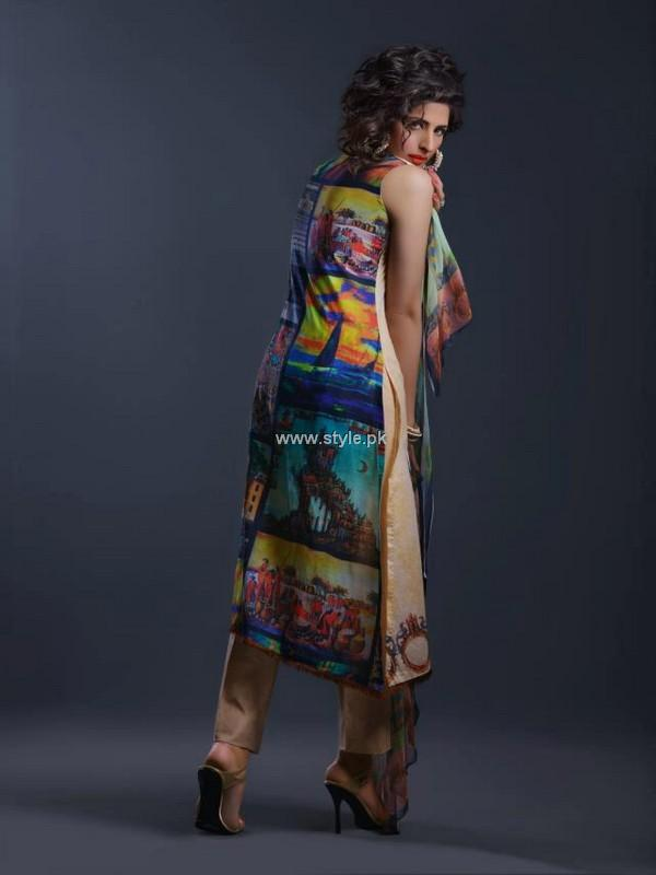 Nadia Yousaf Lawn Collection 2013 for Ladies