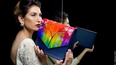 Sidra Nasir Handbags Collection 2013 for Women