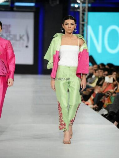 Sublime by Sara Collection at PFDC Sunsilk Fashion Week 2013 001
