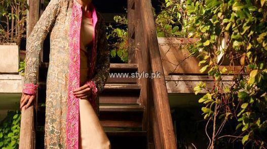 Aamna Aqeel Formal Wear Collection 2013 for Women