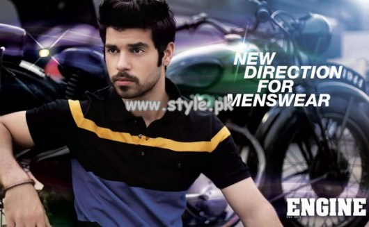 Engine Summer Collection 2013 For Men And Women 008