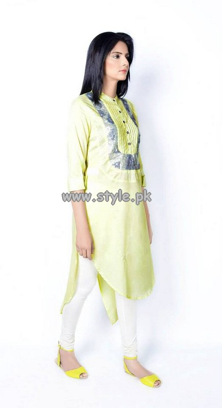 Ethnic by Outfitters Summer Lookbook 2013 For Women 005