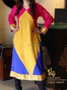 Jannat Nazir New Summer Dresses 2013 for Women