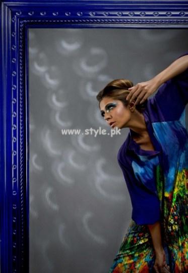 Khaadi Khaas Digital Print Collection 2013 For Women 001