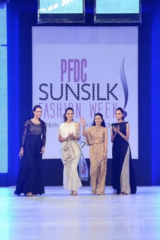 Misha Lakhani Collection At PFDC Sunsilk Fashion Week 2013 0101