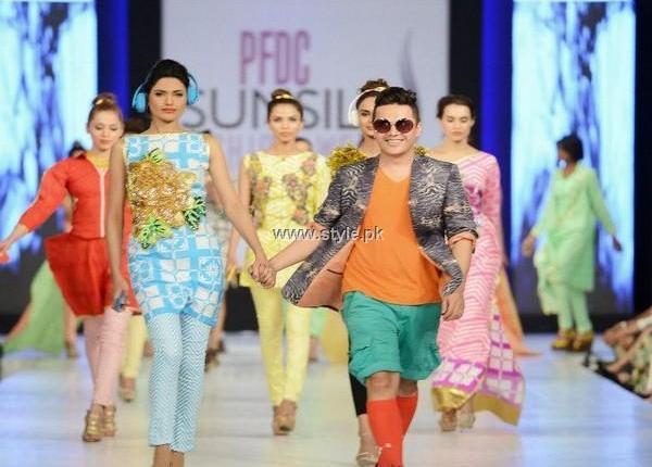 Mohsin Ali Collection at PFDC Sunsilk Fashion Week 2013