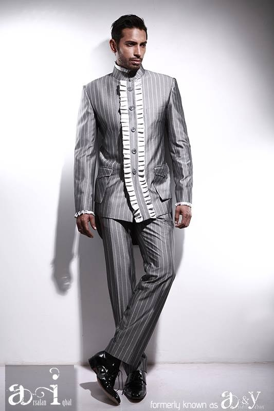 Arsalan Iqbal Summer Collection 2013 For Men 002