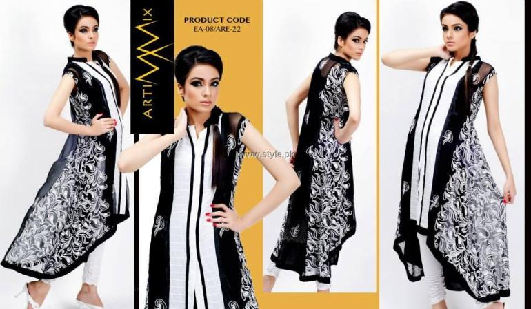 Artimmix Embroidered Dresses Collection 2013 for Women