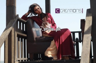 Creations Casual Wear Collection 2013 For Women 006