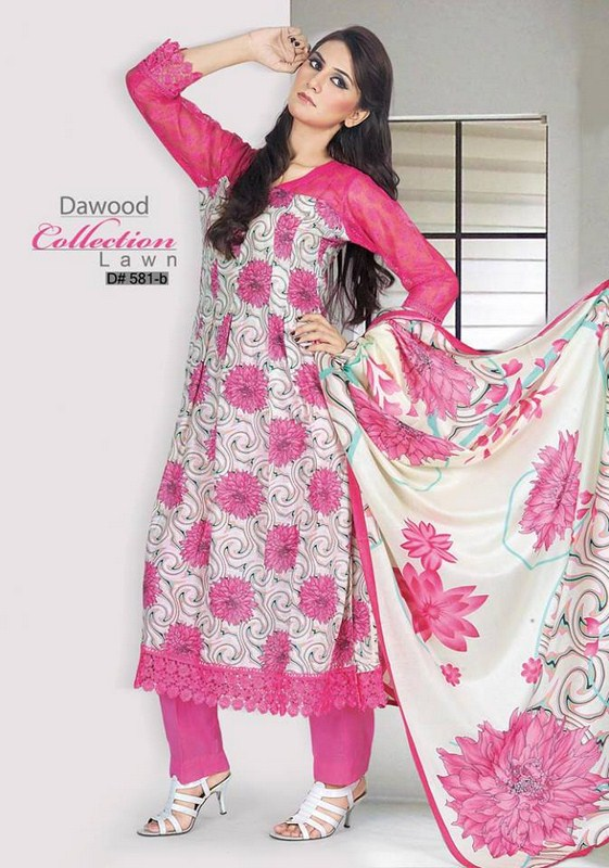Dawood Textiles Lawn Collection 2013 Volume 2 For Women 0014