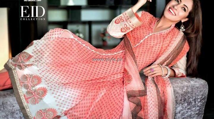 Gul Ahmed Eid Collection 2013 for Women