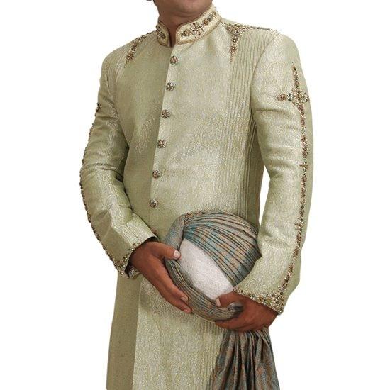 Junaid Jamshed Sherwani Collection 2013 For Men 008