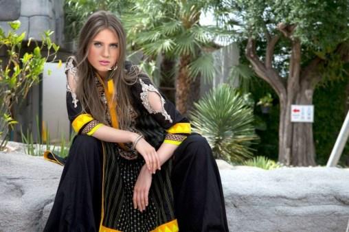LSM Fabrics Kurti Collection 2013 for Girls 007
