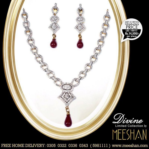 Meeshan Jewellery Collection 2013 For Women 0012
