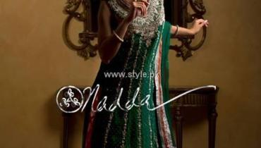 Nadda Salim Formal Wear Collection 2013 for Women